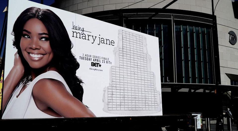 Gabrielle Union Being Mary Jane Finale Wedding, Fans Get Cake