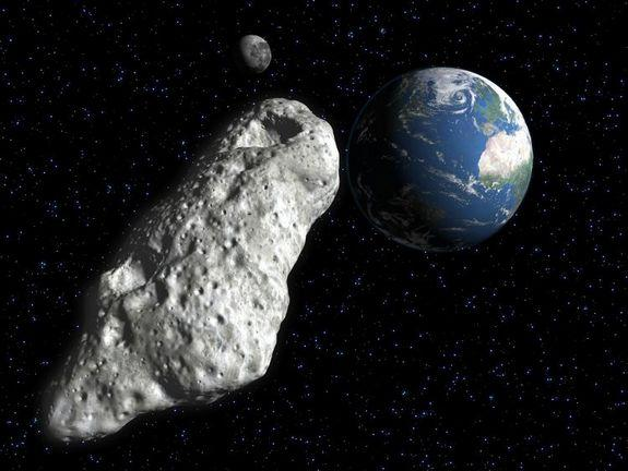 Nuking Dangerous Asteroids Might Be the Best Protection, Expert Says