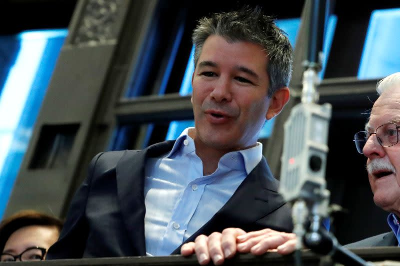 Controversial Uber founder Travis Kalanick leaves board of directors