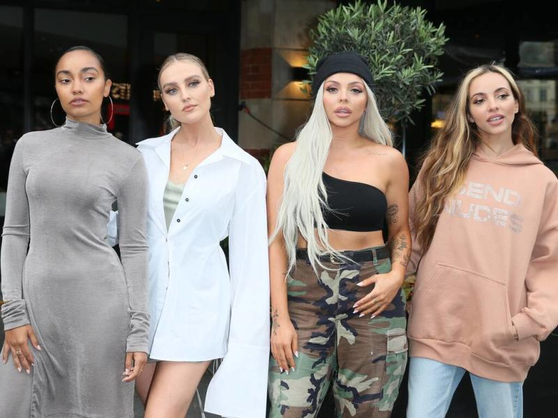 Little Mix slam feud rumours as they begin work on new album