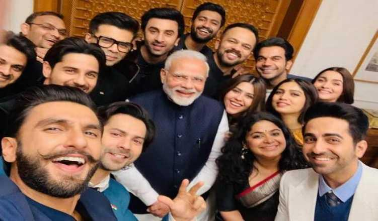 Bollywood plays starring role in Modi's re-election bid