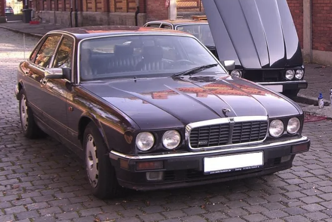 The Jaguar which was transferred out of his name the day after McCann's disappearance. Source: Met Police