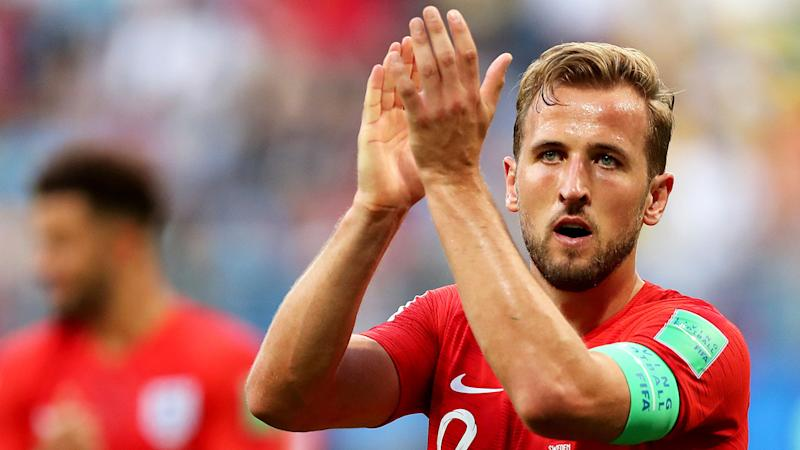 Harry Kane has been a sensation at the 2018 World Cup. Pic GettyMore