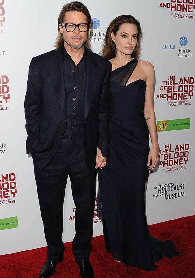 Ange is reportedly seeking a publicist following her split from Brad. Photo: Getty Images