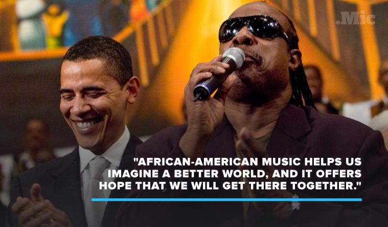 """President Obama Declares June 2016 as """"African-American Music Appreciation Month"""""""