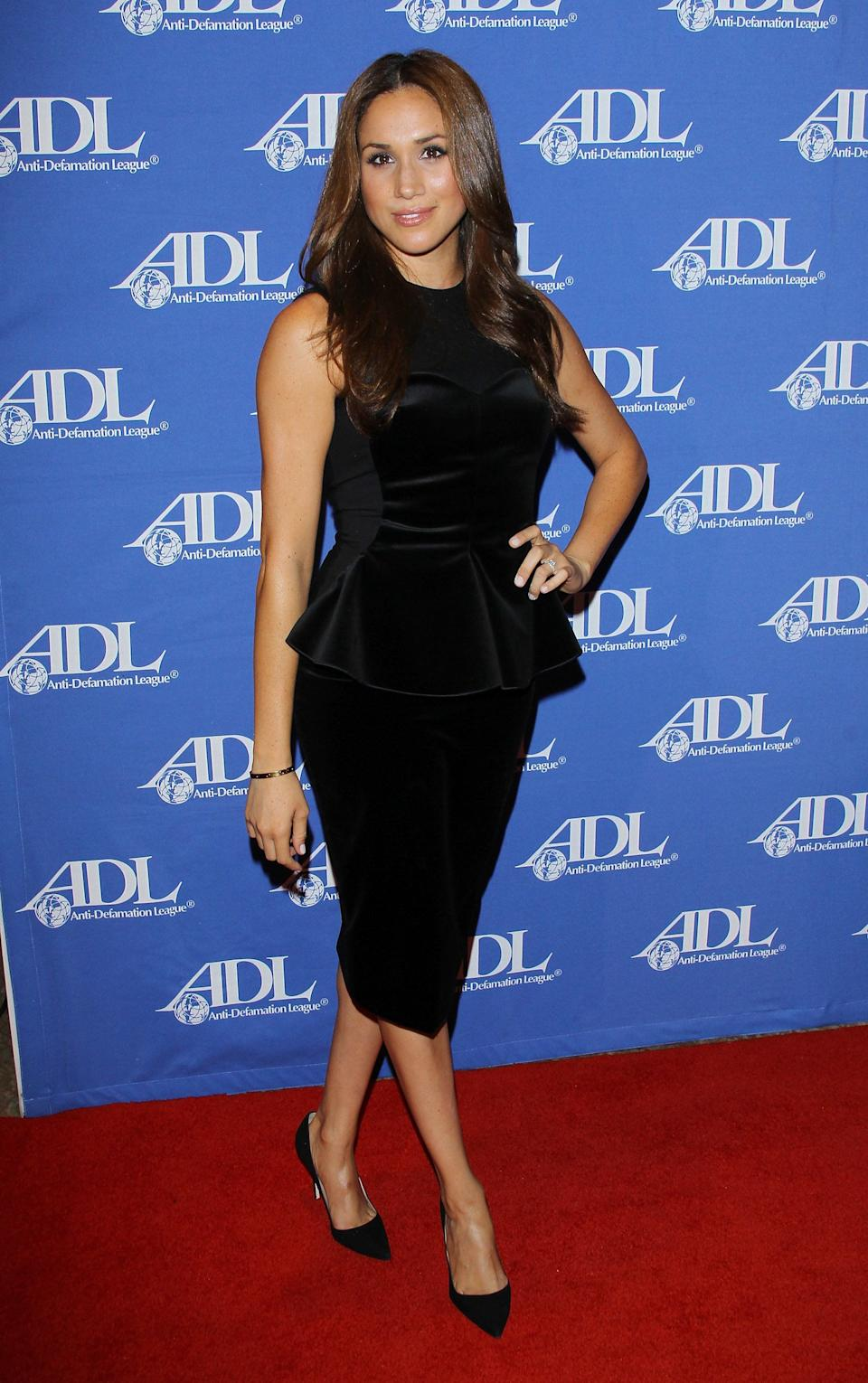 Atthe Anti-Defamation League Entertainment Industry Awards dinner held at The Beverly Hilton hotel in Beverly Hills, California.