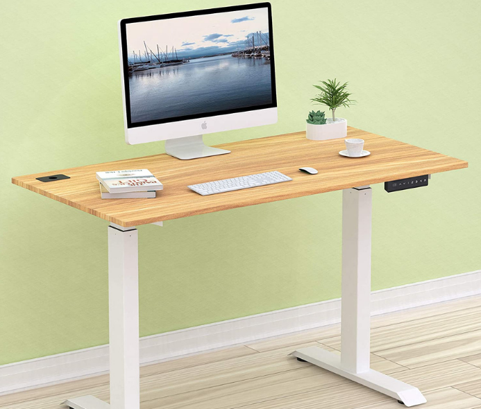 Score this desk for nearly 50 percent off! (Photo: Amazon)