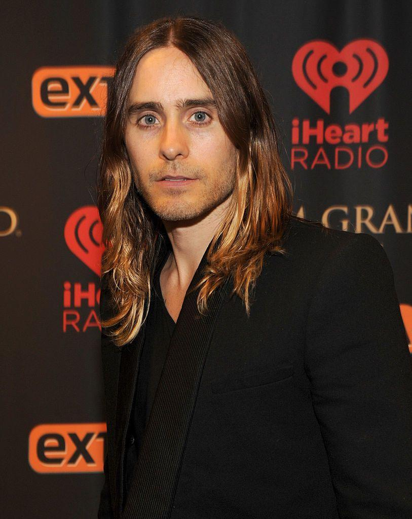 <p>While we get the Jesus thing, honestly, we think Leto looks best sans-beard. Why hide that jaw line, man? </p>