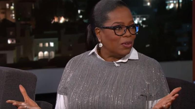 Oprah Winfrey Says Photographer Annie Leibovitz Apologized to Her for 3-Handed Photoshop Flub