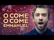 """<p>Classically trained vocalist Peter Hollens hits every note in his rendition of """"O Come, O Come Emmanuel,"""" a <a href=""""https://www.womansday.com/life/entertainment/g441/21-all-time-favorite-christmas-albums-5293/"""" rel=""""nofollow noopener"""" target=""""_blank"""" data-ylk=""""slk:holiday song"""" class=""""link rapid-noclick-resp"""">holiday song</a> that'll surely get you in the right spirit for Christmas Day.</p><p><a href=""""https://www.youtube.com/watch?v=zshzkkD-NYA"""" rel=""""nofollow noopener"""" target=""""_blank"""" data-ylk=""""slk:See the original post on Youtube"""" class=""""link rapid-noclick-resp"""">See the original post on Youtube</a></p>"""