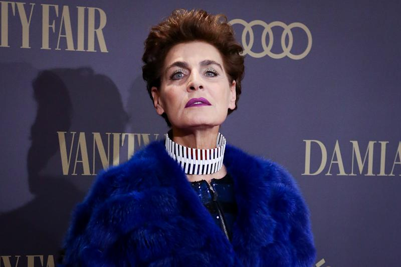 MADRID, SPAIN - NOVEMBER 25: Antonia Dell'Atte attends the Vanity Fair awards 2019 at the Royal Theater on November 25, 2019 in Madrid, Spain. (Photo by Pablo Cuadra/WireImage)