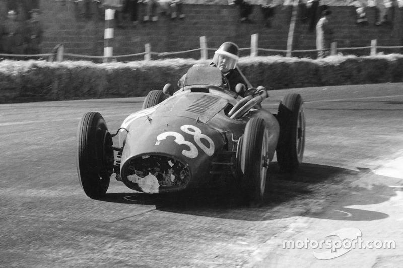 "1954: Mike Hawthorn, Ferrari 553 Squalo<span class=""copyright"">LAT Images</span>"