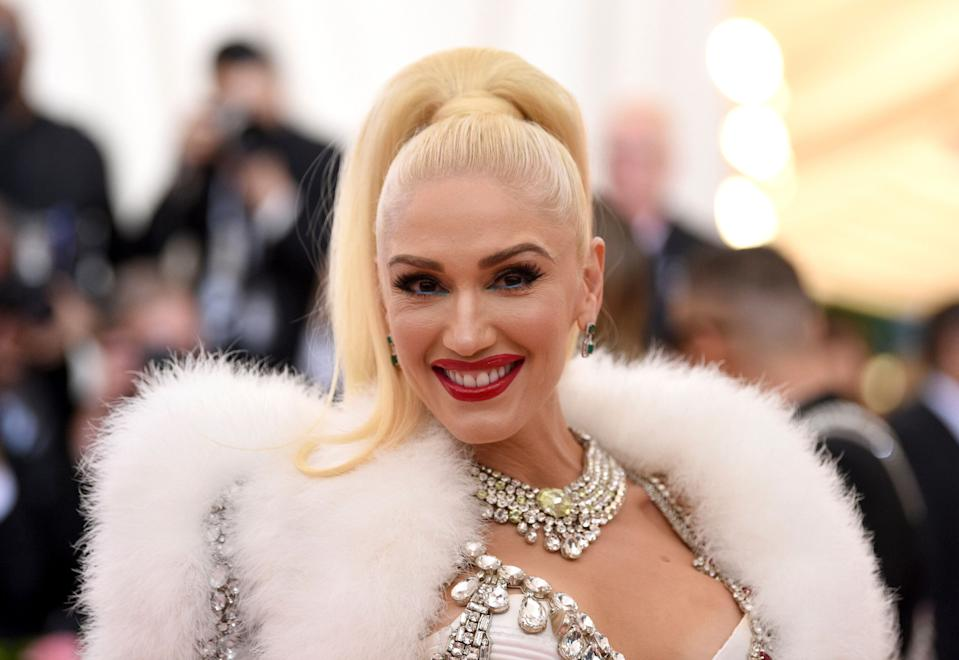 "Gwen Stefani attends The Metropolitan Museum of Art's Costume Institute benefit gala celebrating the opening of the ""Camp: Notes on Fashion"" exhibition on Monday, May 6, 2019, in New York. (Photo by Evan Agostini/Invision/AP)"