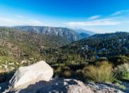 This sleepy mountain town is one of SoCal's less-frequented weekender road trip destinations, which is a shame, because in spring when the wildflowers are in bloom, the drive along the Rim of the World is breathtaking. Pack your bags for great hiking, unobstructed views of Big Bear Lake, quality antiquing, and down home hospitality.