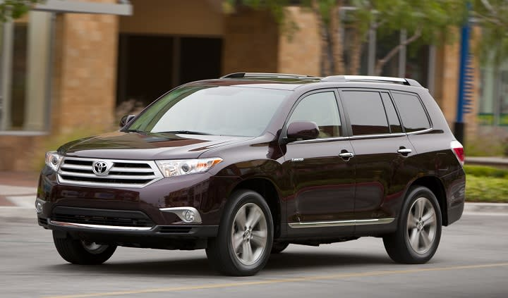 2013 Toyota Highlander photo