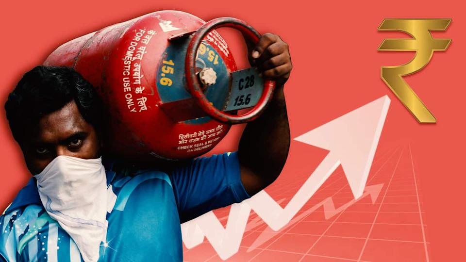 LPG cylinder price hiked by Rs. 25 again. Check rates