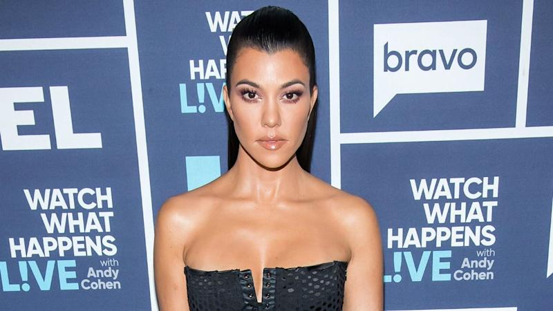 Kourtney Kardashian Looks Nearly Unrecognizable in Blonde Wig: Meet Her Alter Ego