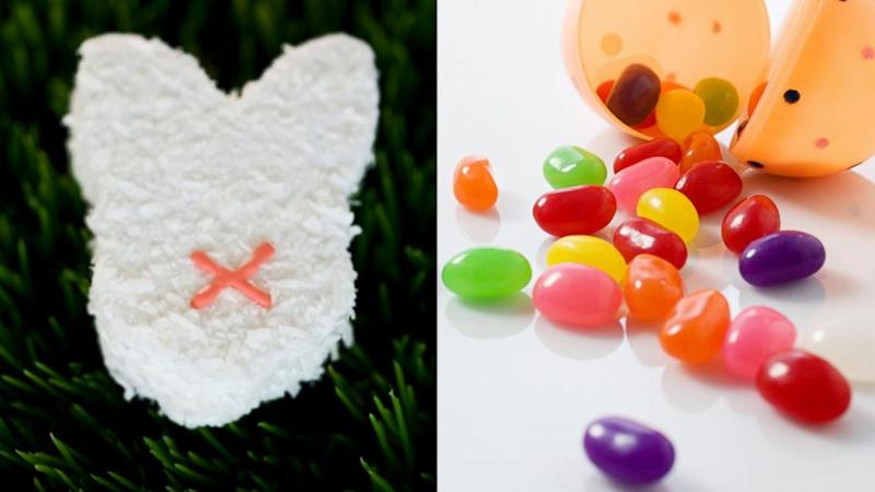 The Best & Worst Easter Candy For You, Ranked by a Dietician