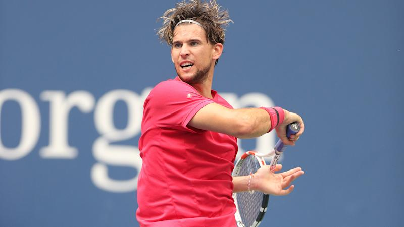 US Open 2020: Dominic Thiem comes from behind to edge Alexander Zverev and make history