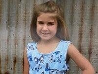 Eight-year-old Jaylin Anne Schwarz died after being forced to jump on a trampoline in extreme heat (New Hope Funeral Home)