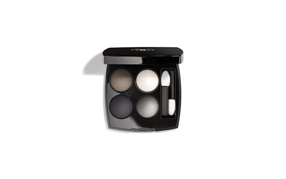 Les 4 ombres Multi-Effect Quadra Eeyeshadow, £44, Chanel