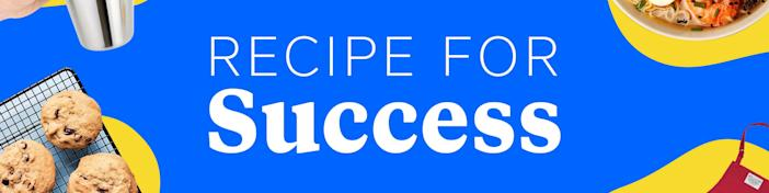 Recipe For Success banner