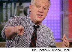 Right-wing television and radio personality Glenn Beck, pictured on the Fox and Friends show, on Wednesday opens Glenn Beck University online.