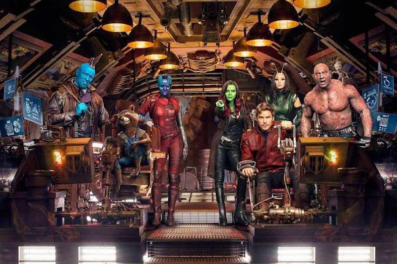 The wildly popular 'Guardians of the Galaxy' movie featured lesser-known superheroes