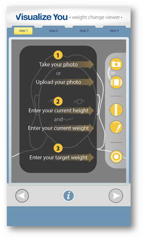 Visualize You App Lets You See What You'd Look Like Post-Weight Loss