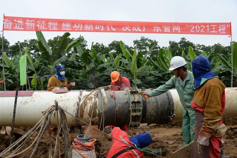 China gas demand to surge through 2035, coal to still offer stiff rivalry - PetroChina