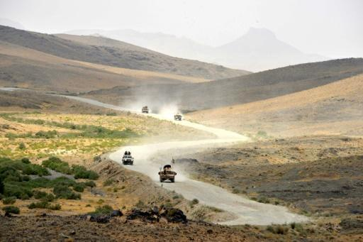 Taliban suicide bomber attacks NATO convoy in south Afghanistan