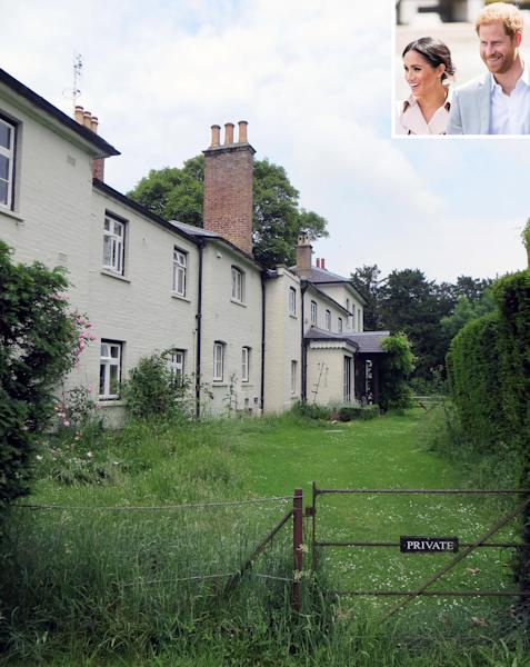 Frogmore Cottage Is 'Dilapidated'