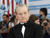 """<b>Bill Murray (Dr. Peter Venkman)</b> <br><br> Despite a slow start on 'Saturday Night Live', it was the popular US show that eventually catapulted Murray to fame thanks to such famous skits as 'Nick the lounge singer' and 'The Nerds' alongside Gilda Radner. Roles in 'Caddyshack' and 'Meatballs' followed, before he got the breakthrough he fully deserved — the cocky and sarcastic Dr Peter Venkman. <br><br> It's a character that in lesser hands could have been too harsh for a mainstream audience. But Murray is a master at making the unlikeable likeable (see also 'Groundhog Day'). From then on, Murray split his acting career into two types of roles — the zany comic performances ('Zombieland' and 'Kingpin') and more serious ones ('Lost in Translation', 'Rushmore' and 'Mad Dog and Glory'). He recently revisited the character of Venkman for the 'Ghostbusters' videogame, but continues to be the sticking point for the third movie. <br><br>[<b>See more</b>: <em><a href=""""http://yhoo.it/uWUvPy"""" rel=""""nofollow noopener"""" target=""""_blank"""" data-ylk=""""slk:Our Ghostbusters 3 fantasy cast"""" class=""""link rapid-noclick-resp"""">Our Ghostbusters 3 fantasy cast</a></em>]"""