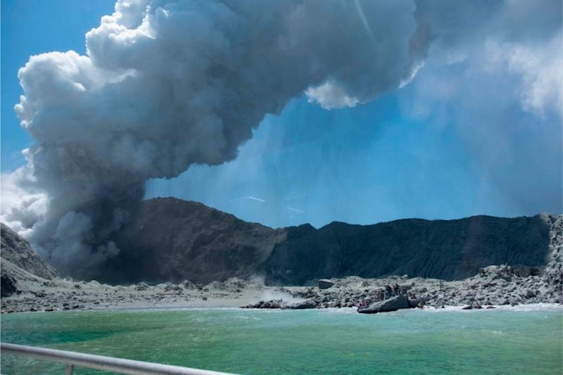 Time of Absolute Desperation, Distress says New Zealand Police as 6 Bodies Recovered from Active Volcano
