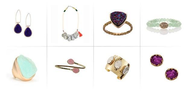 Dreaming of Druzy (For Less)