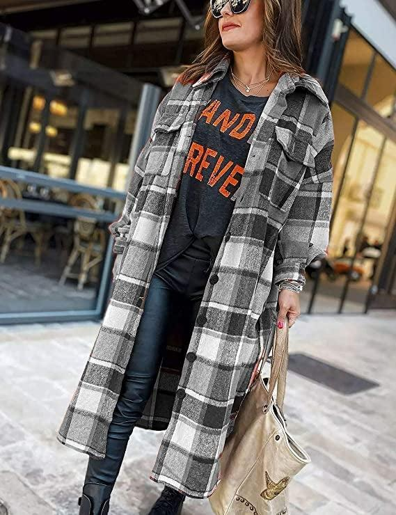 <p>Throw on this <span>Omoone Shirt Jacket Shacket</span> ($40) over a graphic T-shirt.</p>