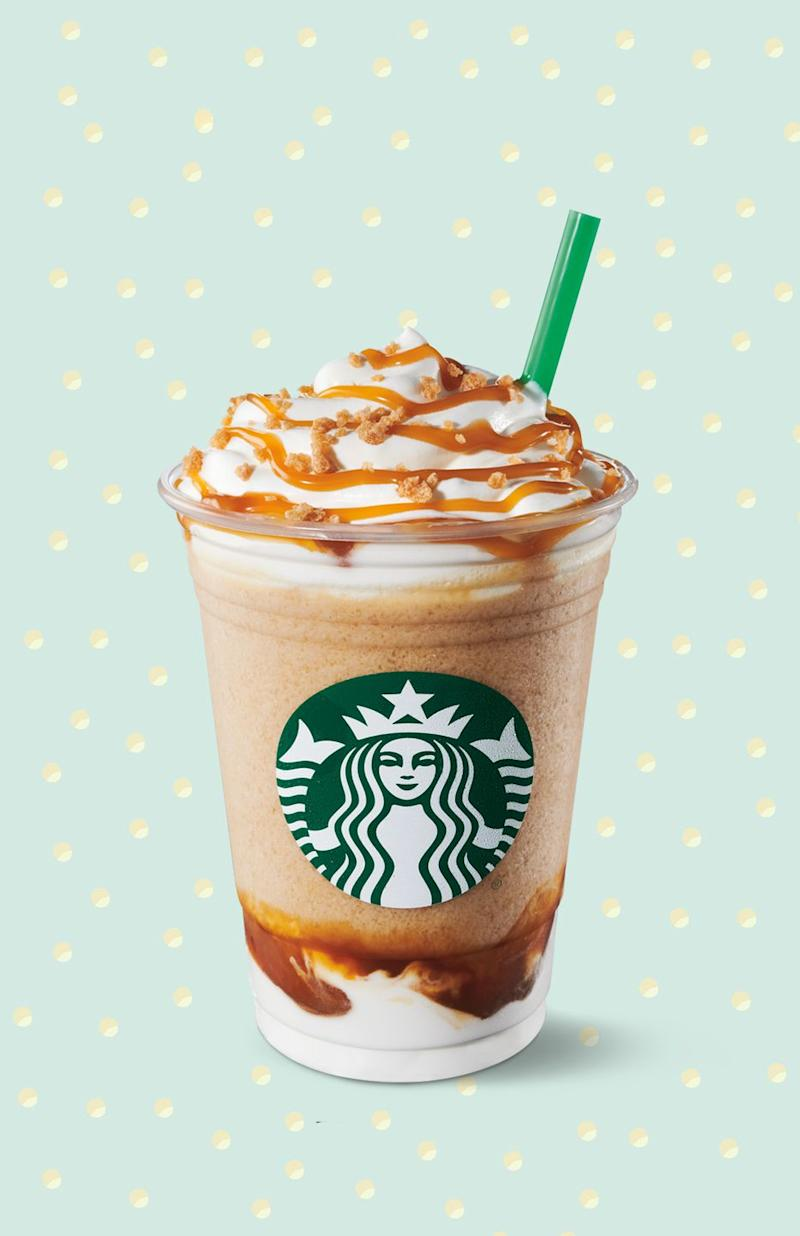 Starbucks New Summer Frappuccinos Are Here And We Re Drooling