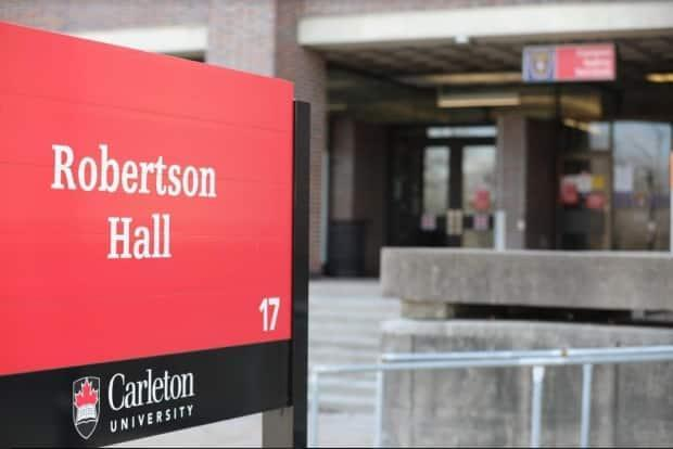 Robertson Hall, one of three campus buildings set for a name change, was named after a former university chancellor who played a role in the controversial High Arctic relocation program in the 1950s.