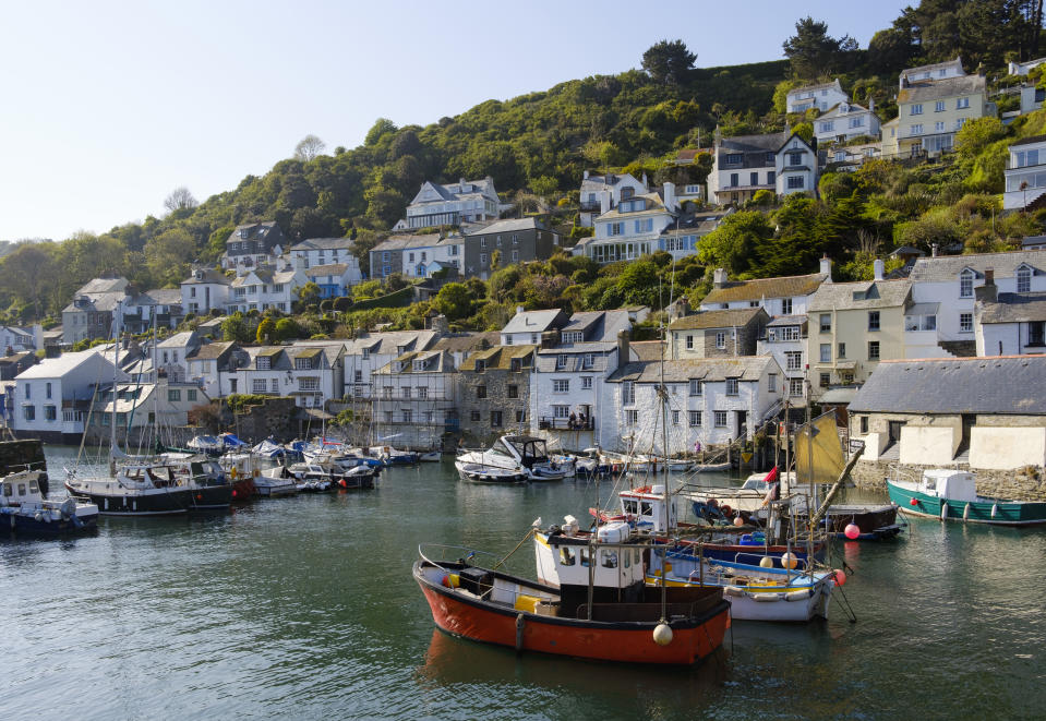 Pandemic has led to a surge in demand for seaside towns and villages of Cornwall, England. Photo: Getty