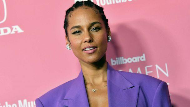 PHOTO: Alicia Keys attends Billboard Women In Music 2019, presented by YouTube Music, on Dec. 12, 2019 in Los Angeles. (Emma Mcintyre/Getty Images, FILE)