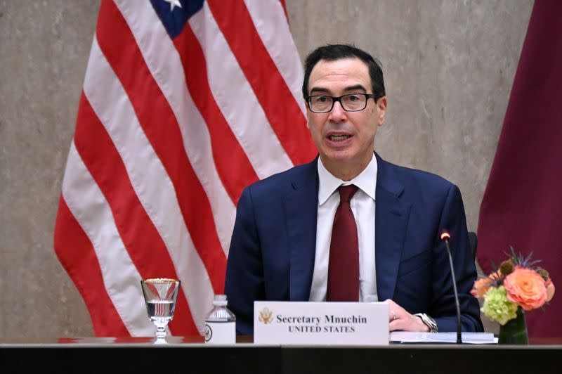 Indonesia, U.S. agree on infrastructure finance agreement