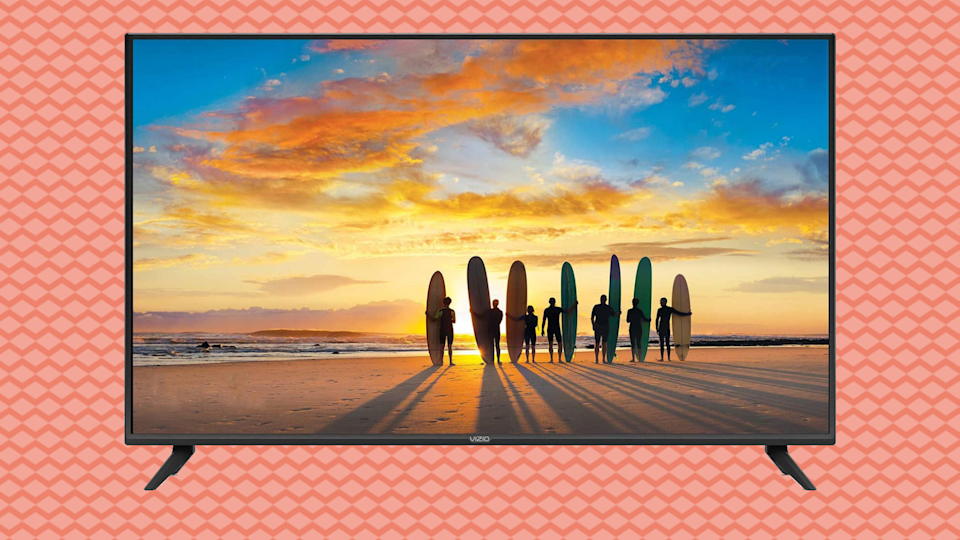 Hang ten and save hundreds with this Ultra HD LED beauty. (Photo: Walmart)