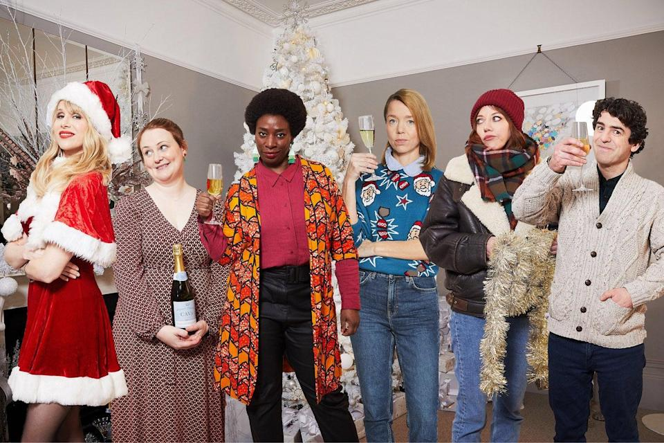 <p>Our favourite hapless mums (and dad) are back</p>BBC