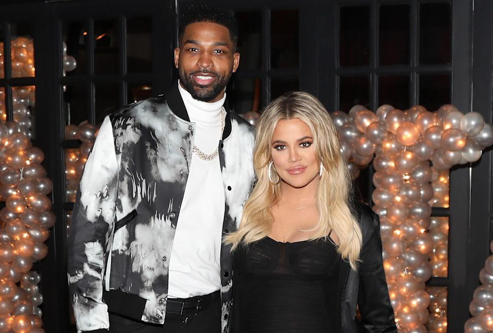 Tristan Thompson's cheating scandal is finally playing out on <em>Keeping Up With the Kardashians</em>. (Photo: Getty Images)