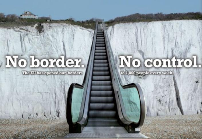 """<span class=""""caption"""">Pro-Brexit Advertisement for the U.K. Independence Party (2014)</span>"""