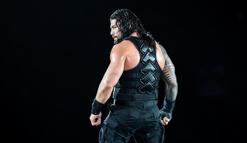 Roman Reigns to face Braun Strowman at Fastlane 2017