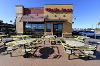 <p>Nevada restaurants reopened on May 9 with reduced capacity. Patrons waiting for tables are not allowed to gather in restaurant entryways and must instead wait outside.</p>