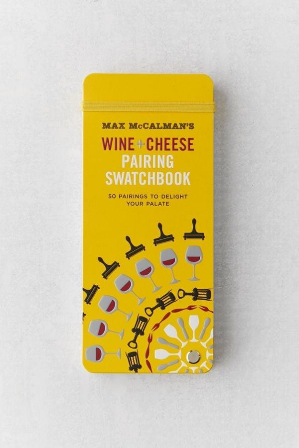 "<p>We'll be honest, we have no idea how to pair wine and cheese, so this <a href=""https://www.popsugar.com/buy/Max-McCalman-Wine-Cheese-Pairing-Swatchbook-506787?p_name=Max%20McCalman%27s%20Wine%20and%20Cheese%20Pairing%20Swatchbook&retailer=urbanoutfitters.com&pid=506787&price=15&evar1=savvy%3Aus&evar9=45435263&evar98=https%3A%2F%2Fwww.popsugar.com%2Fhome%2Fphoto-gallery%2F45435263%2Fimage%2F46805972%2FMax-McCalman-Wine-Cheese-Pairing-Swatchbook&list1=shopping%2Cgifts%2Choliday%2Cstocking%20stuffers%2Cgift%20guide%2Cgifts%20under%20%2425%2Cwhite%20elephant%20gifts&prop13=api&pdata=1"" rel=""nofollow"" data-shoppable-link=""1"" target=""_blank"" class=""ga-track"" data-ga-category=""Related"" data-ga-label=""https://www.urbanoutfitters.com/shop/max-mccalmans-wine-and-cheese-pairing-swatchbook-50-pairings-to-delight-your-palate-by-max-mccalman?category=new-music-tech&amp;color=000&amp;type=REGULAR"" data-ga-action=""In-Line Links"">Max McCalman's Wine and Cheese Pairing Swatchbook</a> ($15) is a lifesaver.</p>"