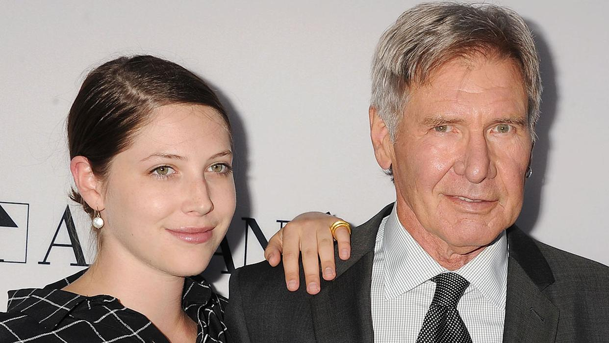 Harrison Ford Reveals That His Daughter Has Epilepsy