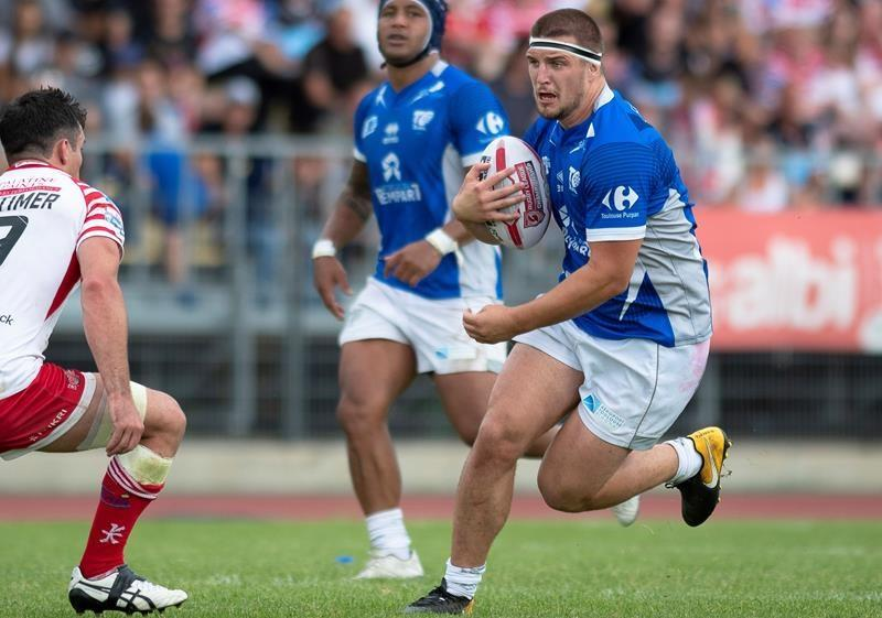 Ottawa Aces make Aces sign French front-rower Clement Boyer their 14th signing